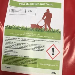 Moss Killer Extreme Fertiliser